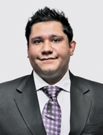 Aditya Arora, COO, Base Corporation