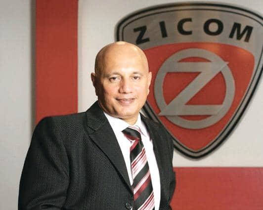 Pramoud Rao, managing director, Zicom Electronics Security Systems Ltd