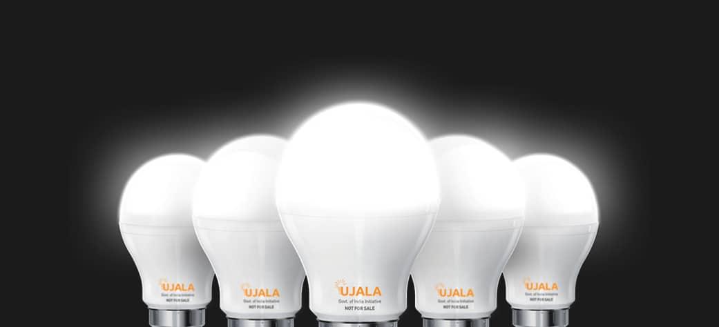 Under Bulbs Lakh Led Chhattisgarh Scheme Distributed In 19 Ujala thrdQs