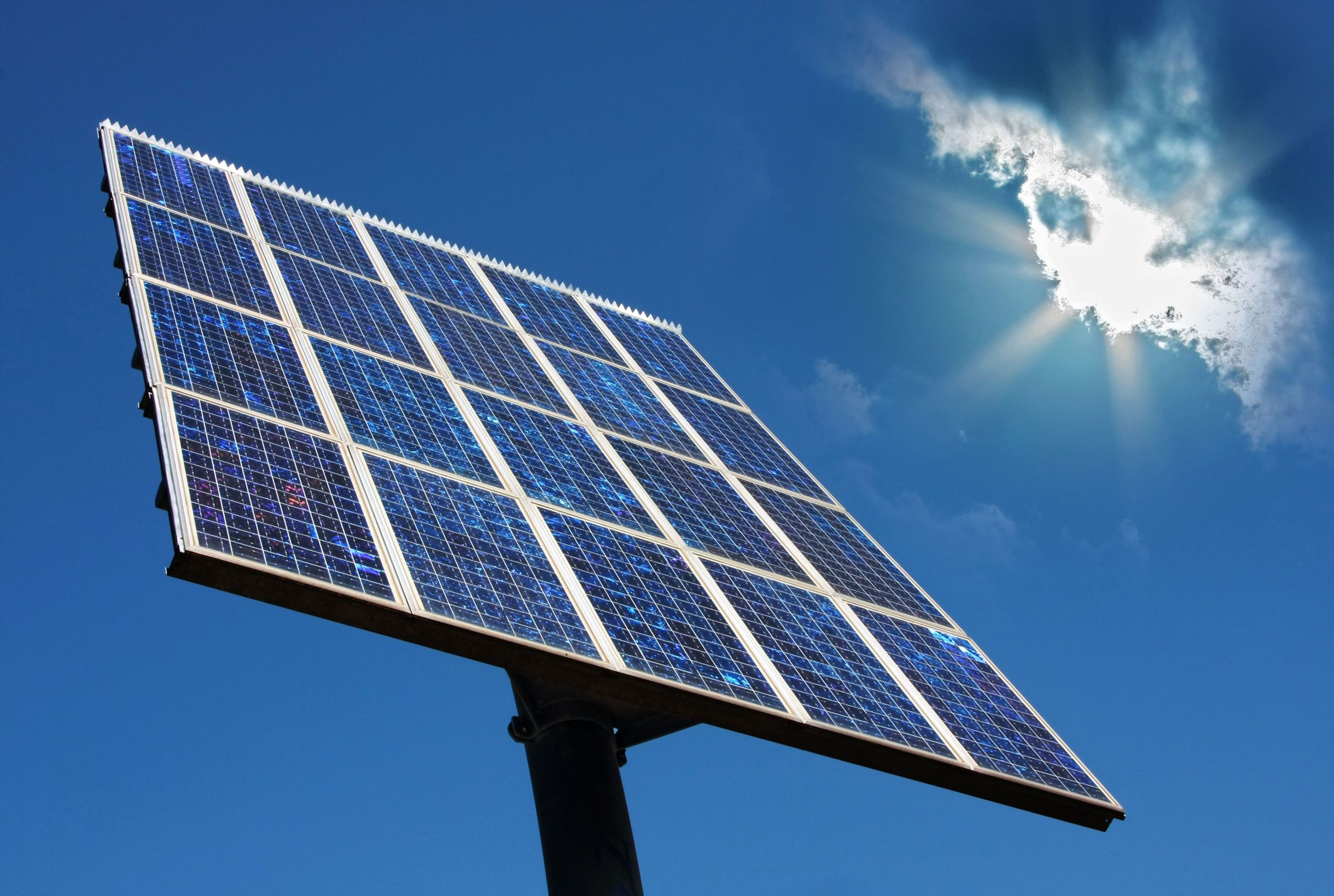 imc to set up solar panels for green energy electronicsb2b