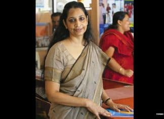 Aruna Sundararajan, secretary, MeitY