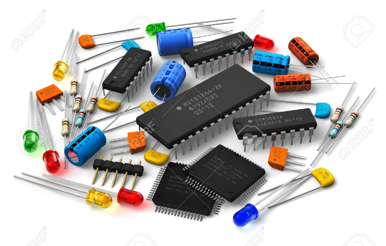 Hong Kong To Import Electronic Components From India