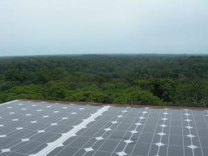 Solar power rates