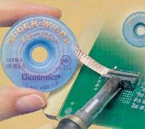 Chemtronics BGA Wick Repair Consumables