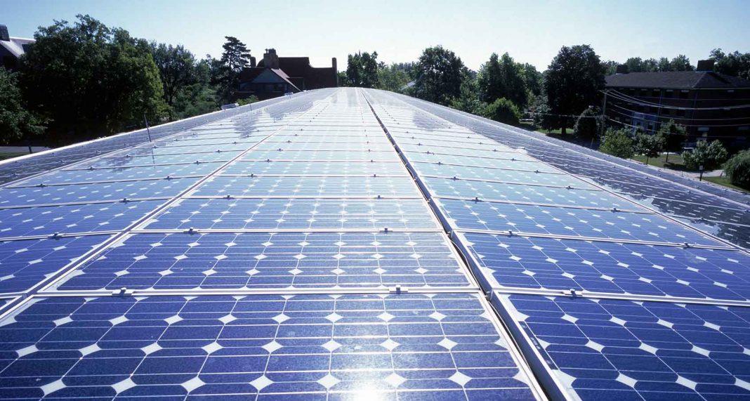 solar energy outline