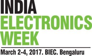 Electronics Manufacturing, IoT, India Electronics Week, India