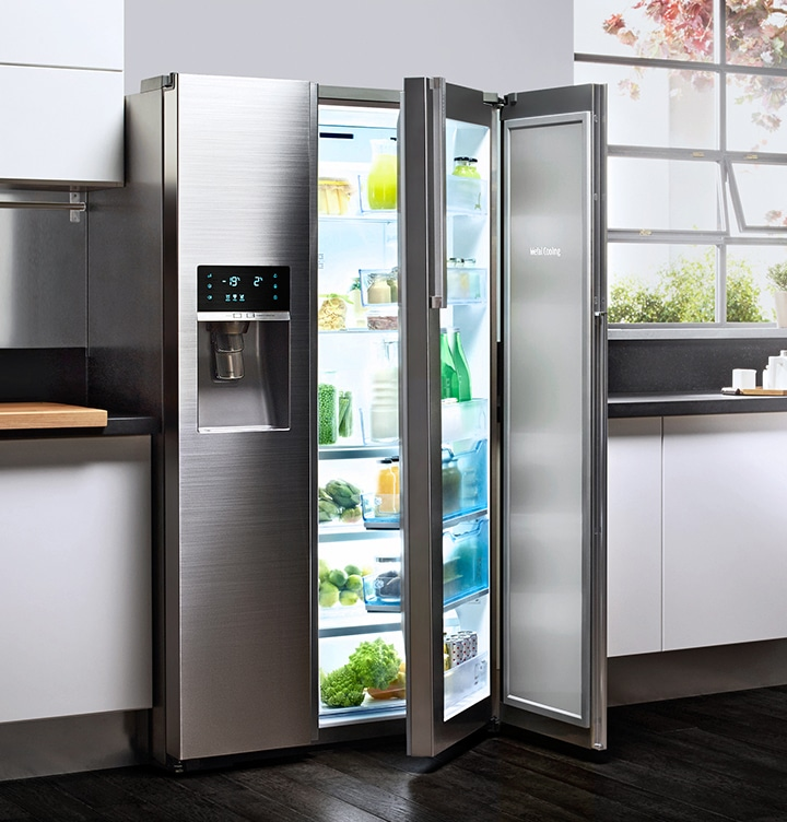 samsung 39 s market share of refrigerators exceeds 30 per cent in india electronicsb2b. Black Bedroom Furniture Sets. Home Design Ideas