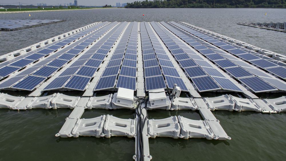 Andhra Pradesh Mulls Floating Solar Power Plant At Mudasarlova