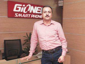 Arvind Vohra, Gionee India, CEO, MD, executive director