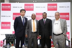 ROHM, new launches, power solutions, renewable energy, India