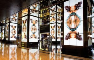Indoor LED displays can enhance the appearance and appeal of