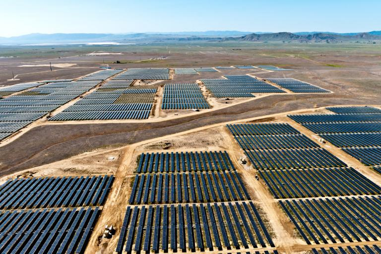 Rajasthan Sets Target Of 3 780 Mw Solar Capacity By April