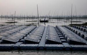 SECI, solar PV panel, floating solar, Odisha, India