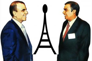 Reliance Jio, Airtel, infrastructure, expansion, telecom, India