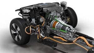 Tata Motors, Mahindra & Mahindra, electric powertrains, India