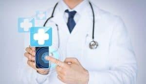 MeitY, e-hospital, medical electronics, health facilities, India