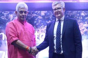 Ericsson, 5G lab, center of excellence, innovation lab, Manoj Sinha, IIT-Delhi