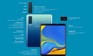 In The World Of Smartphones Dominated By Dual Rear Camera Setups Samsung Has Launched 2018 A9 Pro With A Quad Setup Kuala Lampur