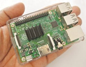 Raspberry Pi board