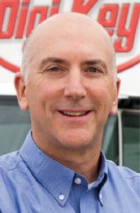 Dave Doherty, president and chief operating officer of Digi-Key Electronics