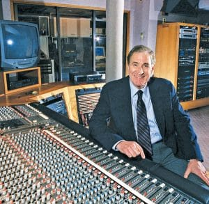 Ray Dolby, inventor of noise reduction system known as Dolby NR