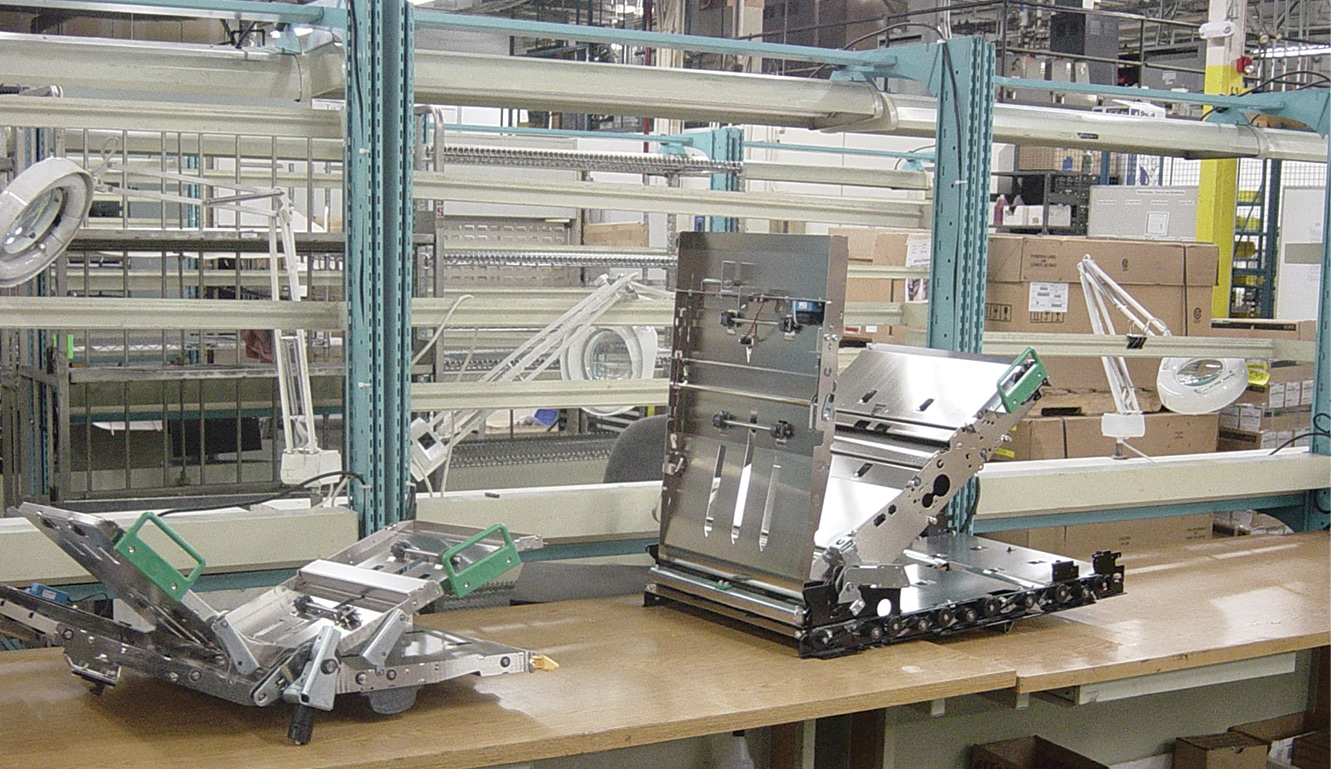 Remanufacturing saves Xerox time and money