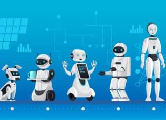 Progression of robots