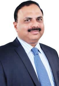 Sanjeev Keskar, Arvind Consultancy